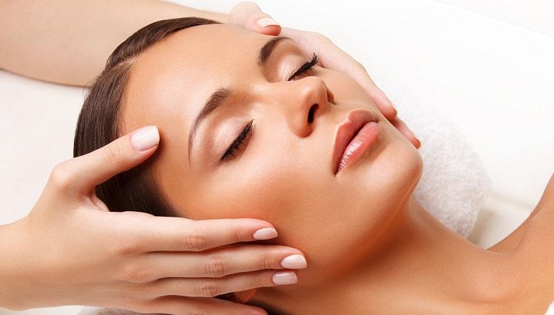 массажа лица фото